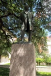 John h reagan statue